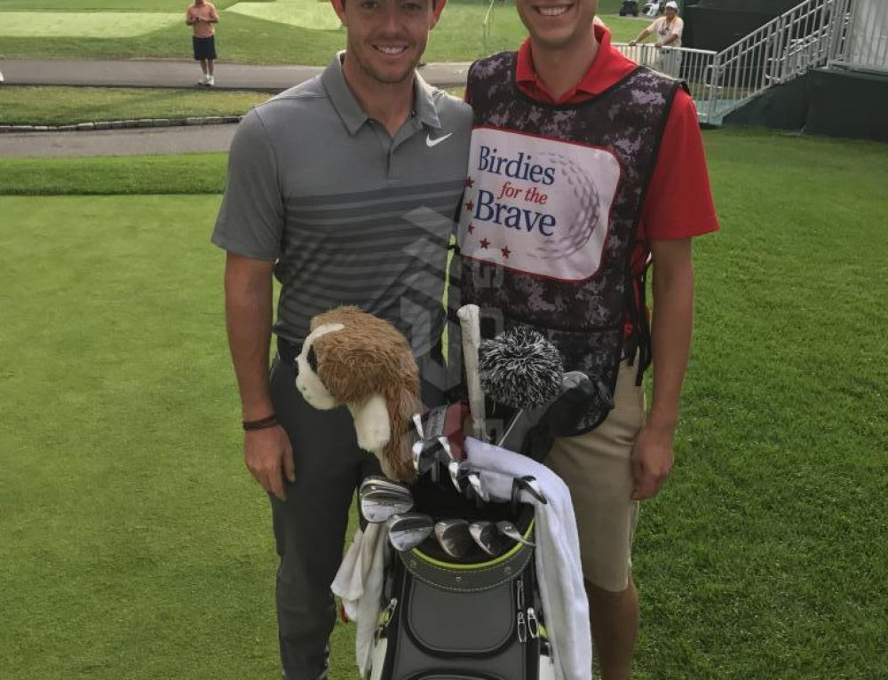 I Caddied For Rory & JVegas